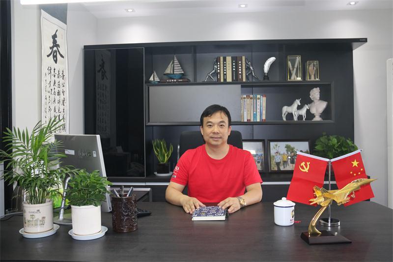 走访会长办公会成员企业扬州成大电气有限公司