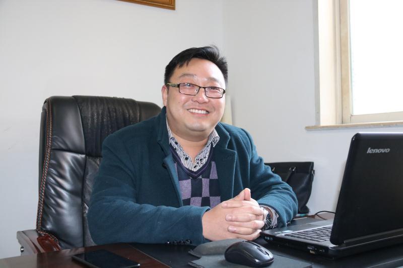 走访副会长单位——安徽迎驾酒业销售有限公司(扬州办事处)